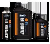 Auxol desarrolla soluciones a las obturaciones del filtro de partículas diesel