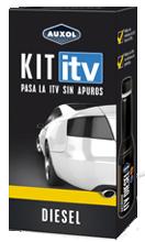 Auxol lanza el kit itv diesel